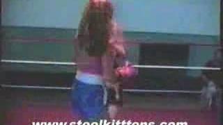 Foxy Boxing 1 Vol 3