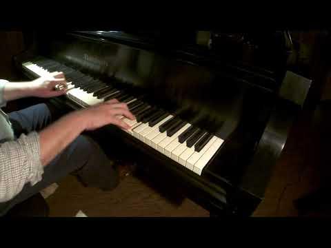 A Marshmallow World, Christopher-Joel Carter, Piano