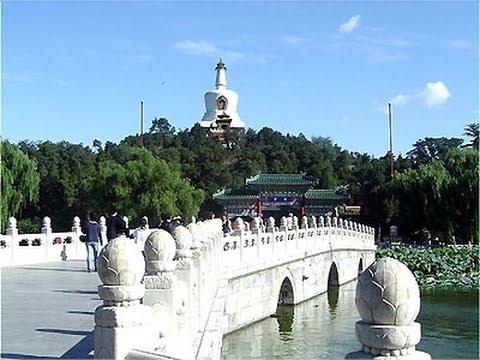 Beihai Park (北海公園), Beijing, HD Experience
