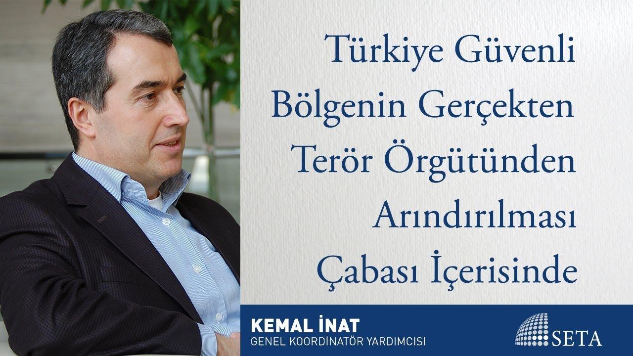 Türkiye Güvenli Bölgenin Gerçekten Terör Örgütünden Arındırılması Çabası İçerisinde