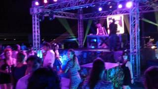 Axe boat party 2014