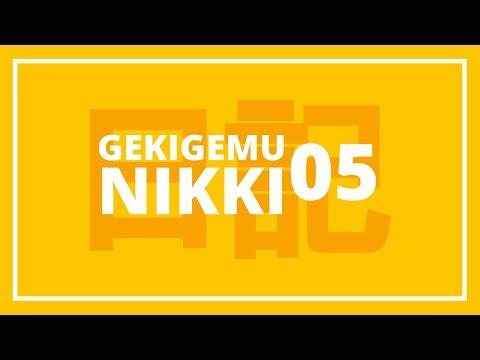 Gekigemu Nikki Vol.5 - Decameron Hikikomori Tra Virus & Cucina Situazionista ∅