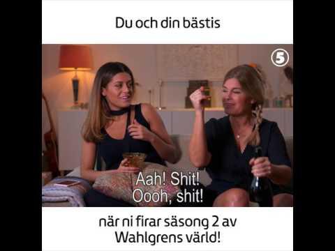 Wahlgrens Värld är tillbaka på Kanal 5!