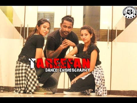 Tareefan | Dance choreography | Rohit dance academy