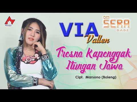 Via Vallen - Tresnoku Kepenggak Itungan Jowo [OFFICIAL]
