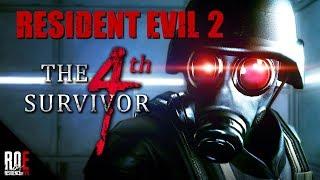 RESIDENT EVIL 2 || The 4th Survivor (Classic) 🔴LIVE