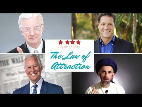 MIND OVER MATTER!!!: The law of attraction Documentary