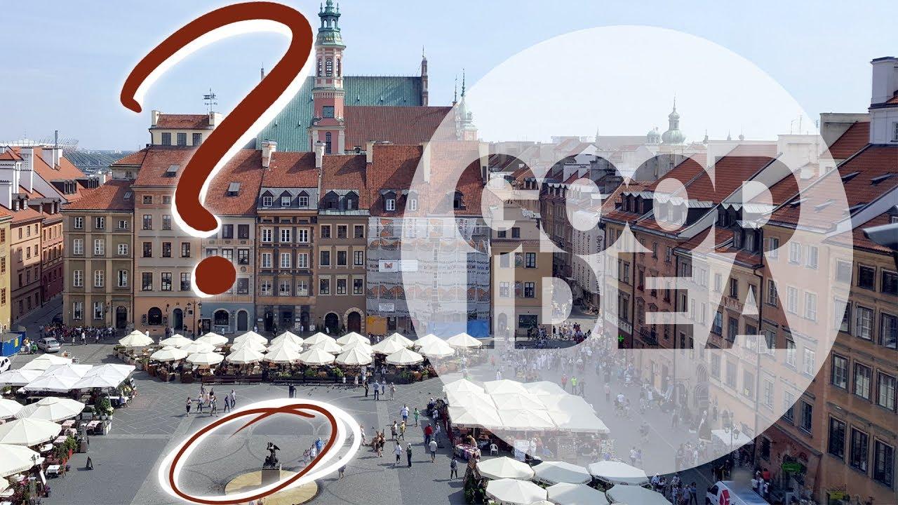 Dlaczego nie ma ratusza na warszawskim Rynku? | Architecture is a good idea