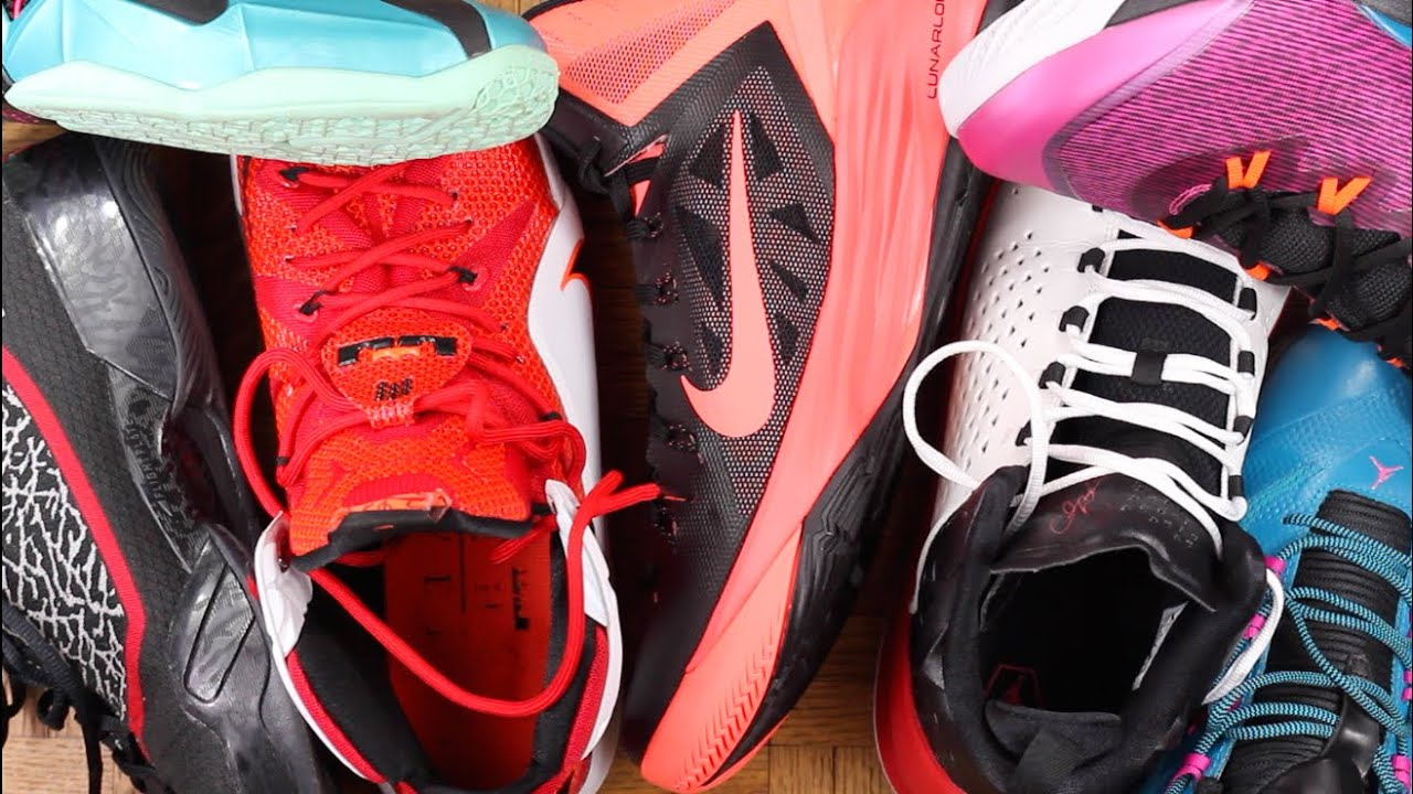 99b987e3276ee2 HOW TO PICK THE RIGHT BASKETBALL SHOE! - YouTube
