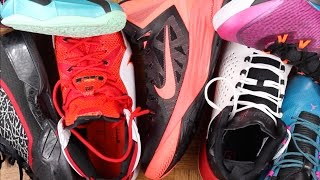 HOW TO PICK THE RIGHT BASKETBALL SHOE!