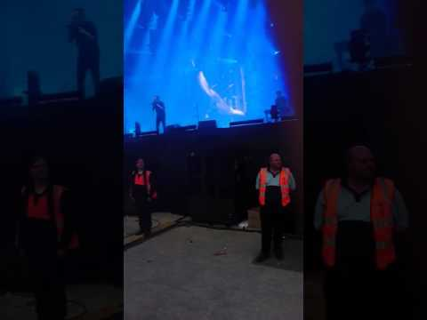 Radiohead Idioteque Manchester Emirates Old Trafford LCCC 4th July 2017