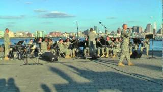 63rd Army Band in Hoboken 6-30-2011