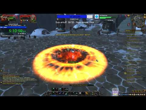 WoW Speed Lvling: 1-120 (Split Run / Monk / Human) - Part 4