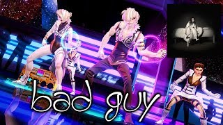 Gambar cover Dance Central - bad guy by Billie Eilish [FANMADE]