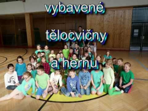 Naše škola ZŠ Ke Studánce Video