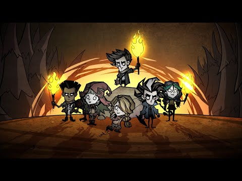 Don't Starve: Newhome - Official Cinematic Trailer