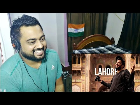 LAHORI LOVE | Irfan Junejo | Reaction by Mayank
