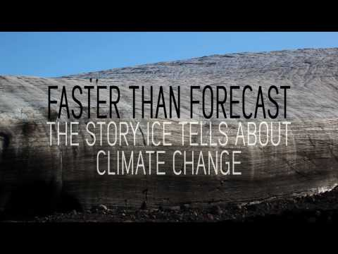 Faster than forecast: the story ice tells about abrupt anthropocene climate change with Jason Box