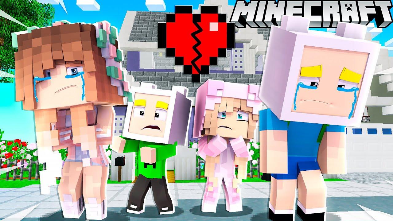 Download LAMI UND EMILY MACHEN SCHLUSS in Minecraft!