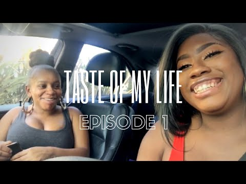 Taste of My Life Vlog: Car Accidents, Smokers, & One Earring