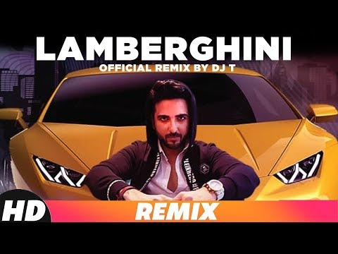 Lamberghini ( Remix ) | DJ T | The Doorbeen Feat Ragini | Latest Remix Songs 2018 | Speed Records Mp3