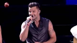 """Ricky Martin - """"El Amor De Mi Vida"""" """"Fuego Contra Fuego"""" thumbnail"""