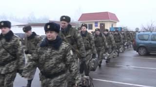 Офіцери та курсанти  посилять українсько-російський державний кордон
