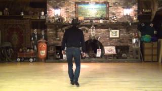 Two of A Crime Line Dance Lesson