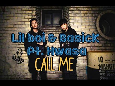 Lil boi & Basick feat. Hwasa - Call me [Sub.Esp + Han + Rom]