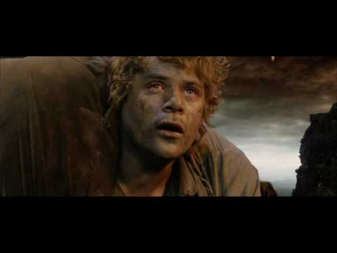 """For Frodo"" scene -- Return of the King"