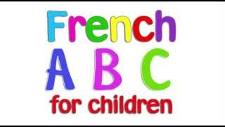 French ABC for Children
