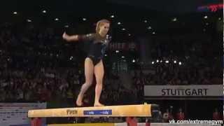 Новые именные элементы в женской гимнастике (2011)