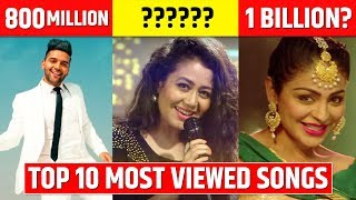 top-10-most-viewed-songs-in-india-most-viewed-songs-on-youtube
