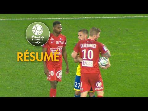 FC Sochaux-Montbéliard - Stade Brestois 29 ( 1-1 ) - Résumé - (FCSM - BREST) / 2017-18