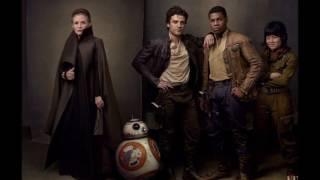 STAR WARS The Last Jedi from Vanity Fair thumbnail