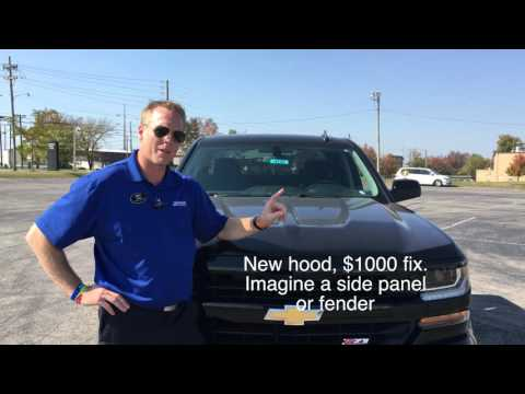 Why to buy a Chevy Silverado over a Ford F150 in Louisville, Ky.