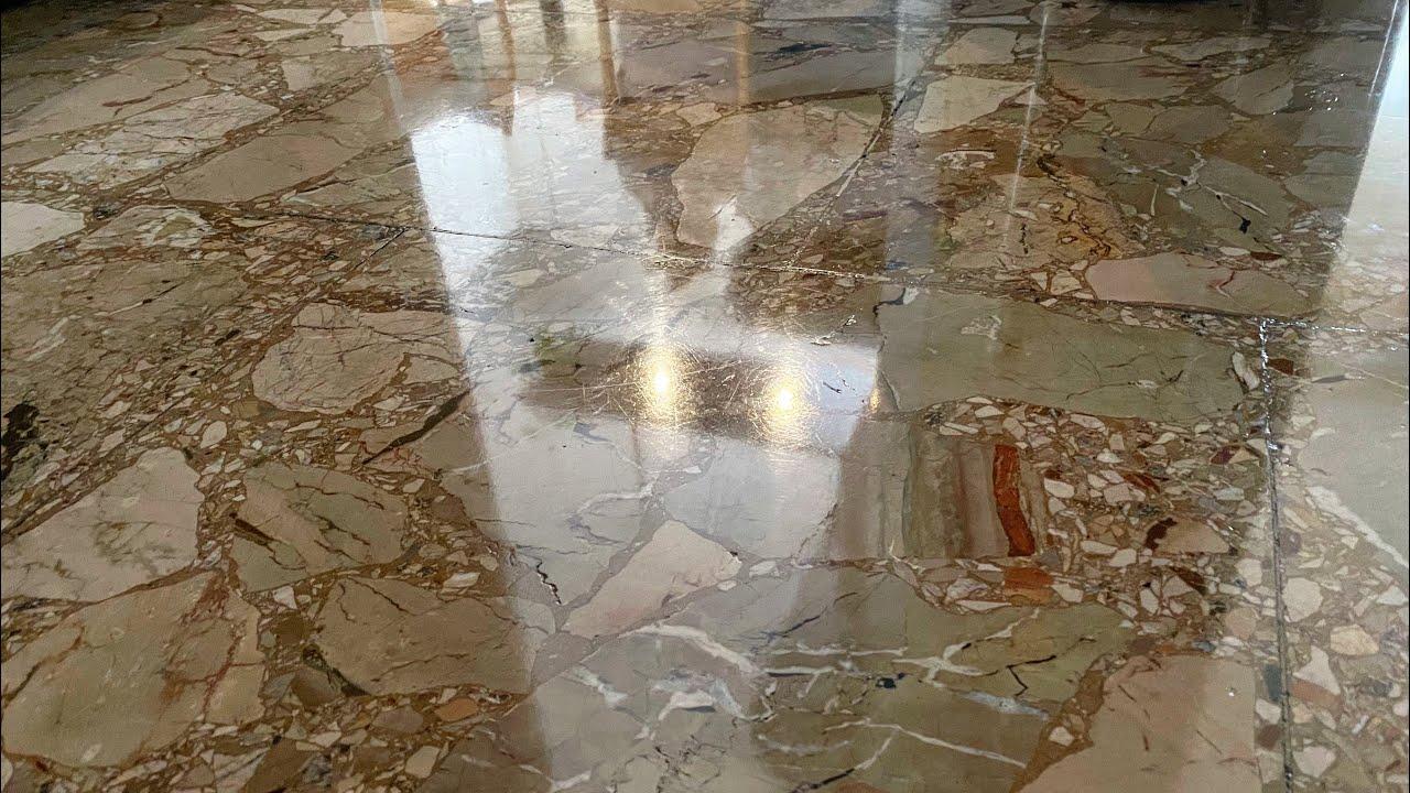 Lucidare I Pavimenti In Marmo pavimento come uno specchio! come lavare e lucidare i pavimenti in marmo