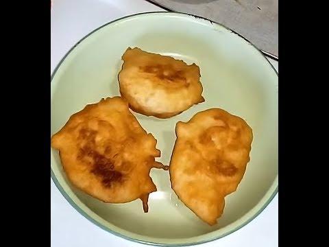 Mekike na moj način/My way of making fried dough