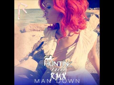 Rihanna ft Assassin aka Agent Sasco - Man Down - Huntin' Intl Sound RMX