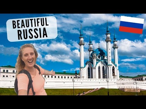 RUSSIA IS BEAUTIFUL