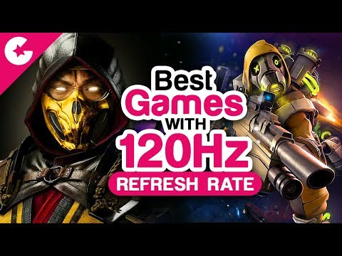 Top 10 Best Mobile Games That Support 90/120Hz High Refresh Rate🔥🔥