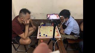 Cờ Úp Giang Hồ | Hiệp Cận | Trung_cadan Vs Khọm Già Long Biên |
