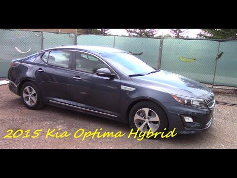 RWS: 2015 Kia Optima Hybrid