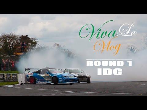Irish Drift Championship 2016 (IDC Round 1) Mondello Park - VIVA LA VLOG
