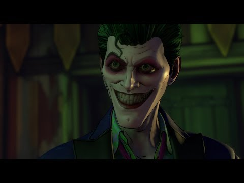 Joker's Dinner Party - (Batman: The Enemy Within - Episode 5: Same Stitch)