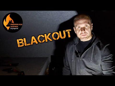 Blackout - es wird Zeit darüber zu sprechen! Bist du vorbereitet?