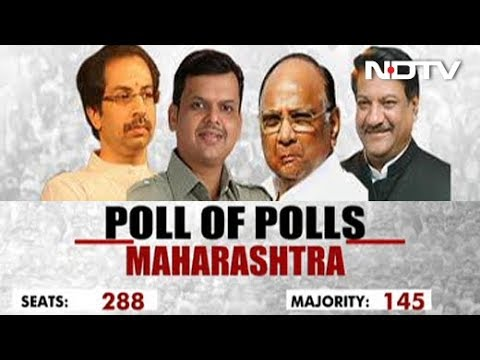 What Exit Polls Predict For Maharashtra Elections
