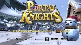 Portal Knights | Winter-Event | PS4, Xbox One, PC, Switch, Mobile