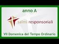 Download VII Domenica del Tempo Ordinario | anno A | laDomenica MP3 song and Music Video