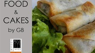 Food&Cakes by GB / Nems de confit de pato y mermelada de higos
